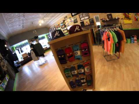 POPS SKATESHOP WALK IN