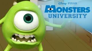 Scare Tactics | Monsters U | Disney Pixar