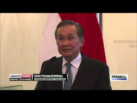 Indonesia, Thailand Are Committed To Strengthen Bilateral Ties