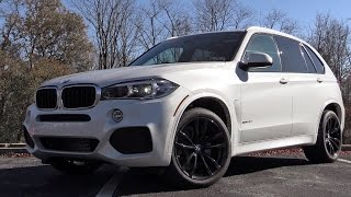 2017 BMW X5: Review