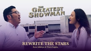Rewrite The Stars The Greatest Showman By Ezra And Tiara