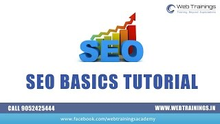 SEO Training in Hyderabad - Part 2