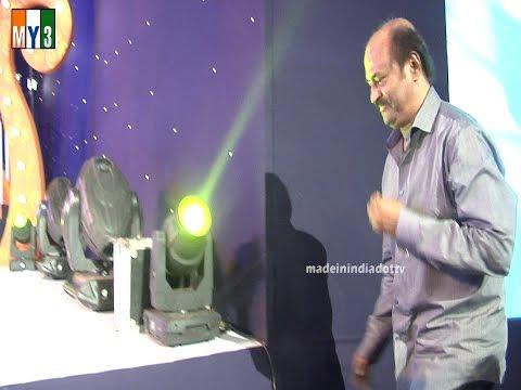 RAJNIKANTH AV - 45th international film festival of india