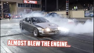 Retiring The 1000Hp Prelude For The Season