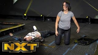 Bayley bashes Shayna Baszler with a chair: WWE NXT, Nov. 13, 2019