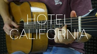 Download Lagu The Eagles - Hotel California - Fingerstyle Guitar Cover Gratis STAFABAND