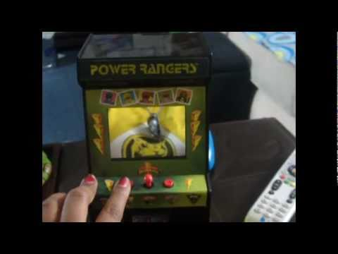 Mighty Morphin Power Rangers Bank video