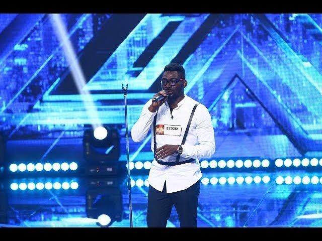 "Boyz II Men - ""I'll Make Love To You"". Vezi aici cum cântă Mike Obinna pe scena X Factor"