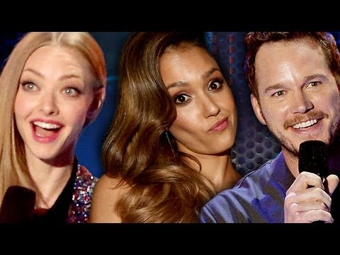 Top Fails at the 2014 MTV Movie Awards
