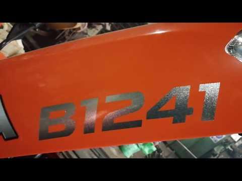 Ciągnik Kubota B1241 Napęd 4x4. Sprzedam