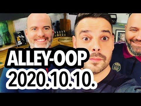 NAGYDÖNTŐ, KISS ÁDÁM - Alley-oop 2020.10.10.