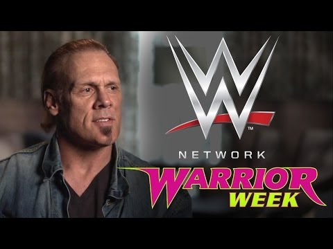 "Sting on the legacy of Ultimate Warrior - ""Warrior Week"" on WWE Network"
