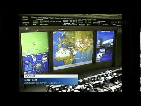 Part 4  ISS Expedition 35 NASA TV Landing Coverage May 13, 2013
