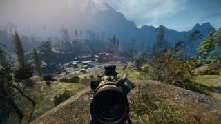 Sniper Ghost Warrior 3 - Caliber .50 Test