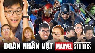 HACK NÃO! Đố bạn nhớ được tên từng nhận vật trong Avengers!
