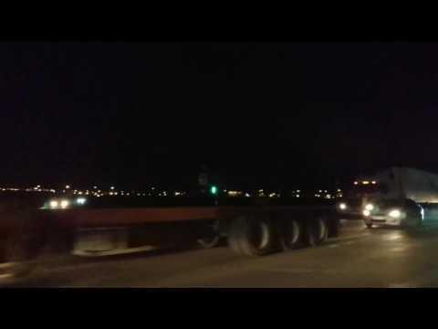 АНТИПЛАТОН в ночи. Вдоль ночных дорог. Санкт-Петербург, привет Ротенбергу от дальнобойщико