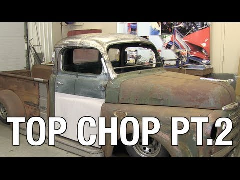 Chopping a Top - Project Pilehouse DIY Top Chop Part 2