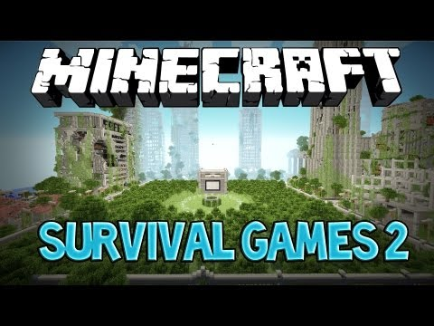 Minecraft THE SURVIVAL GAMES 2 SERVER-IP