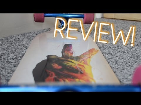 LongboardUK Review: Original Apex 40 DC Longboard
