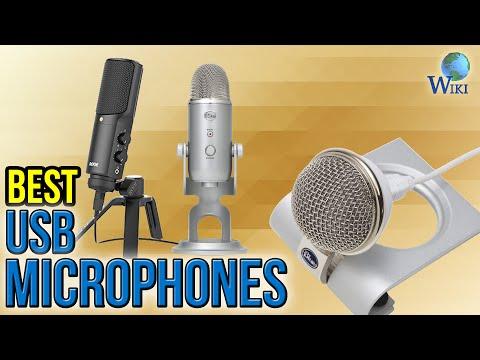 10 Best USB Microphones 2017