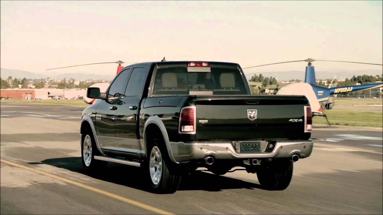 2013 ram 1500 motor trend 39 s 2013 truck of the year for Motor trend truck of the year 2013