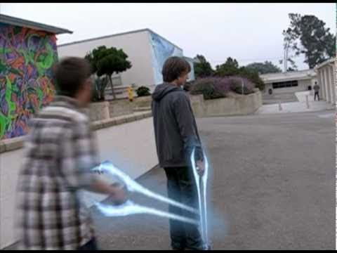 Energy Sword Fight