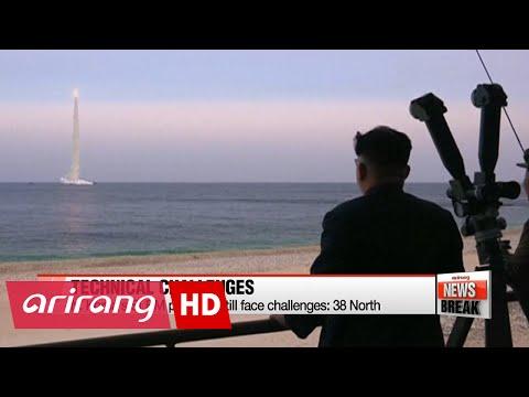 N. Korea's SLBM program still face challenges: 38 North