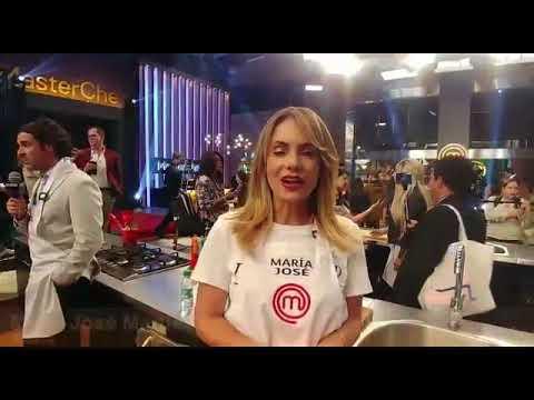 Formula Entretenimiento - María José Martínez / Masterchef Celebrity