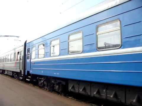 The big russian train - Marele tren rusesc