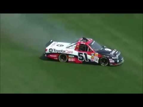 Kyle Busch Crash Compilation