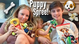 Shopping For Our New Puppy! | Teen Mom Vlog