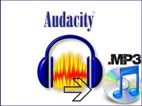 How to convert an Audacity file into an MP3 file - Audacity 2.0.3