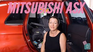 Family car review: Mitsubishi ASX Exceed 2019
