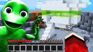 DAME TU COSITA'S SPACESHIP in Minecraft Pocket Edition