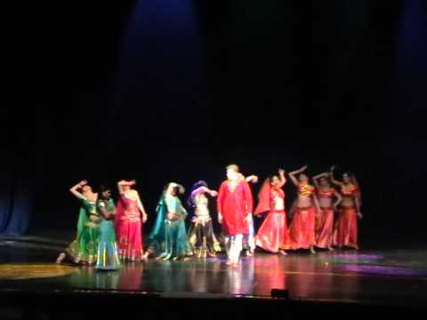 Group Arjumand Performing - Radha Teri Chunri video