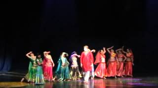 Group Arjumand Performing - Radha Teri Chunri