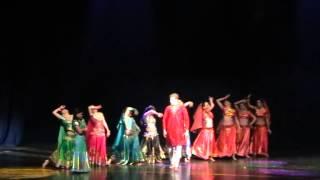 Group Arjumand Performing - Radha Teri Chunri