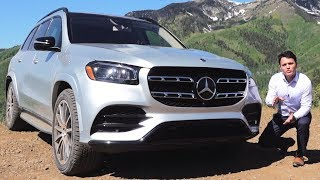 2020 Mercedes GLS AMG | E Actice GLS 580 + OFF ROAD Full Drive Review Long + Sound