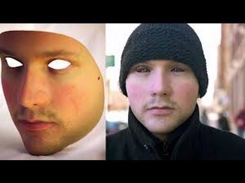 Anti-Surveillance Mask - Wear This Man's Face?