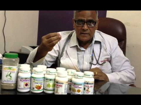 Holy basil - Tulsi uses and Benefits by Dr. Madan Gulati