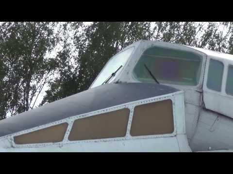 Ту-144 СССР-77106 /Tu-144 SSSR-77106 in Monino