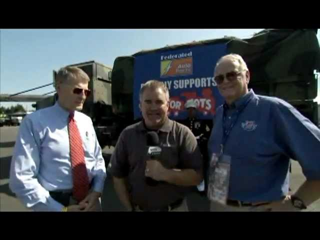 Federated Auto Parts Supports Toys for Tots