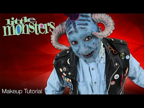 Little Monsters Maurice Makeup Tutorial