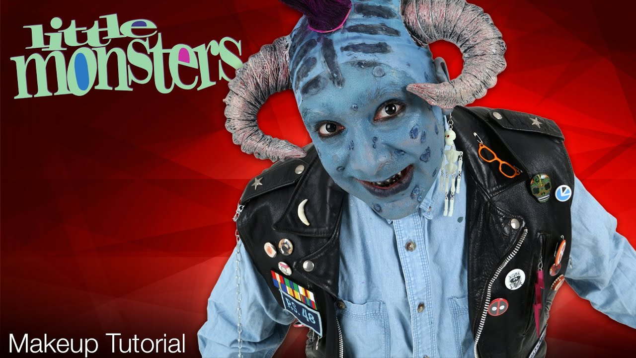 little monsters maurice makeup tutorial youtube