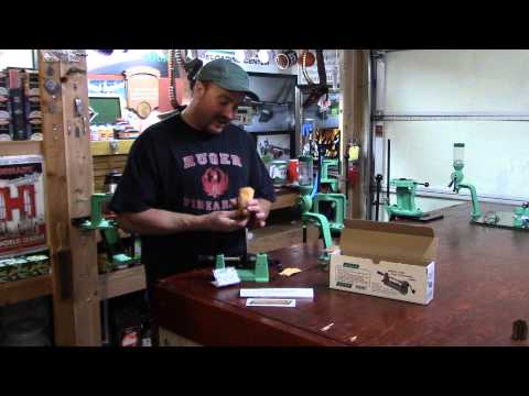 WBR. Video 122. Redding Model 2400 Case Trimming Lathe Unboxing