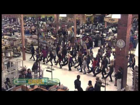 Mode choc FlashMob
