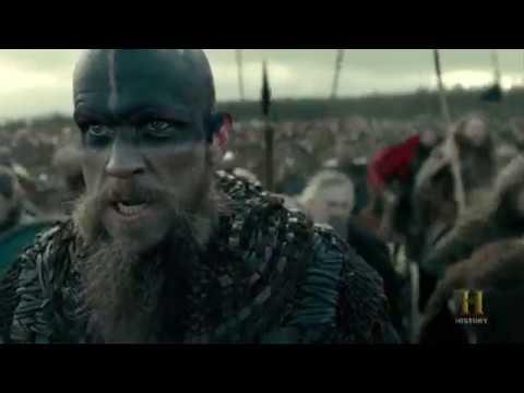 Vikings Great Heathen Army Attacks King Aelle S Army Season