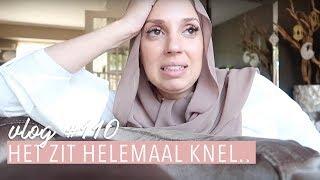 LEVEN met BRANDWONDEN (29 weken zwanger)   Vlog #110.   Delia Skin Master