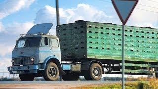 Euro Tuck Simulator 2  Truck Feature - Maz 504