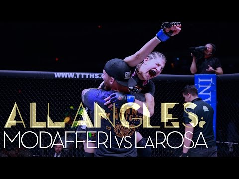 All Angles: Roxanne Modafferi vs Tara LaRosa